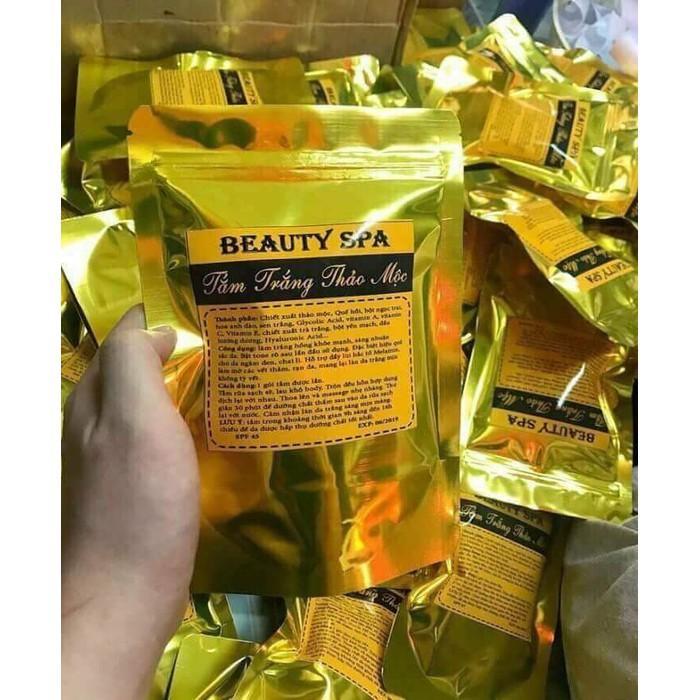 Tắm trắng Beauty spa nhập khẩu
