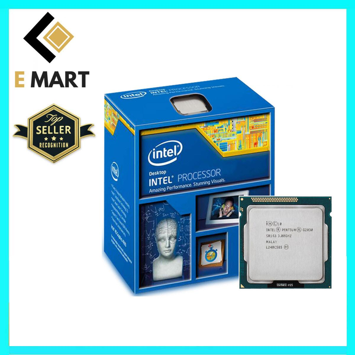 Bộ vi xử lý Intel CPU Celeron G1850 (2 lõi - 2 Luồng) Chất Lượng Tốt - Hàng Nhập Khẩu