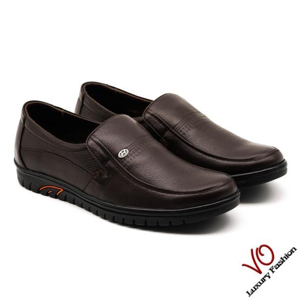Giày ông già da bò thật VO KK 445 giá rẻ