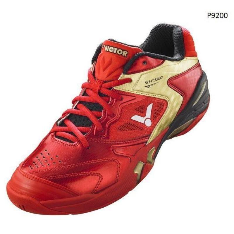 Giày cầu lông Victor chuyên nghiệp (màu đỏ)