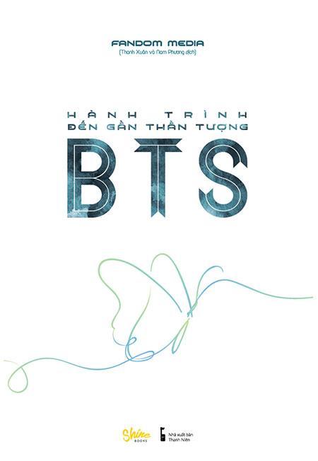 Mua BTS - Hành Trình Đến Gần Thần Tượng (Tặng kèm 1 postcard plastic & 1 sticker vàng số lượng giới hạn)