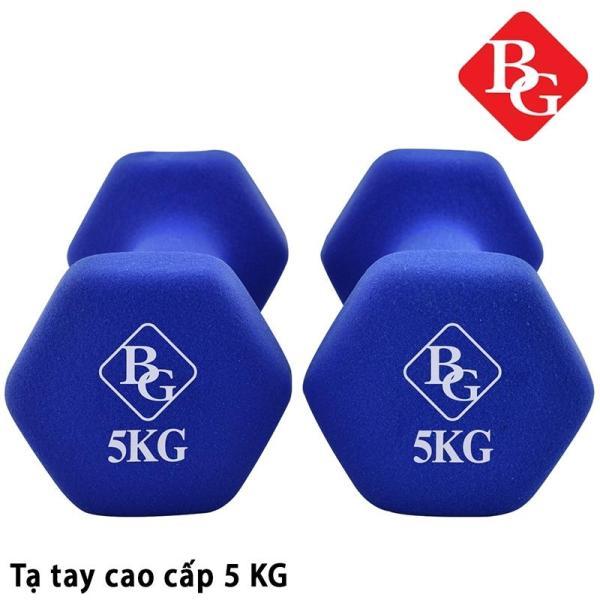 Bảng giá BG - COMBO 2 tạ tay cao cấp Thái Lan tập Gym 5kg