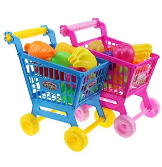 Hình ảnh Bộ đồ chơi Xe Đẩy Siêu Thị cho bé - HOME BABY