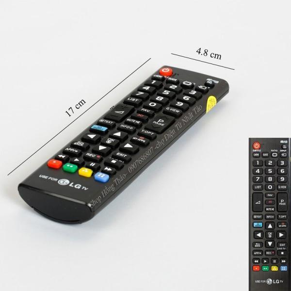 Bảng giá Giá mùa bão Remote Tivi LG không hộp