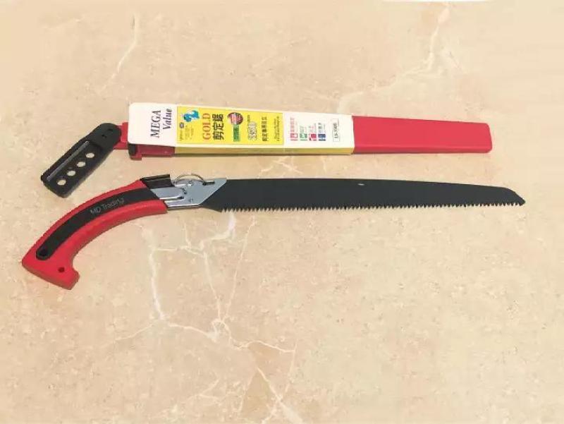 Cưa gỗ cưa cành cầm tay 350mm Daegun Korea ( tiêu chuẩn hàn quốc ) có bao đựng