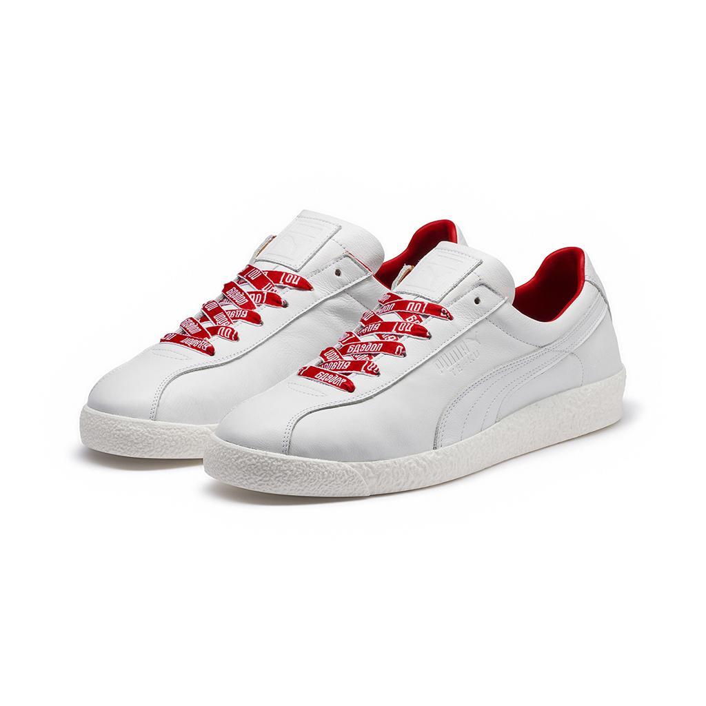 Giày Puma Te-Ku Russia (Trắng) Cùng Khuyến Mại Sốc