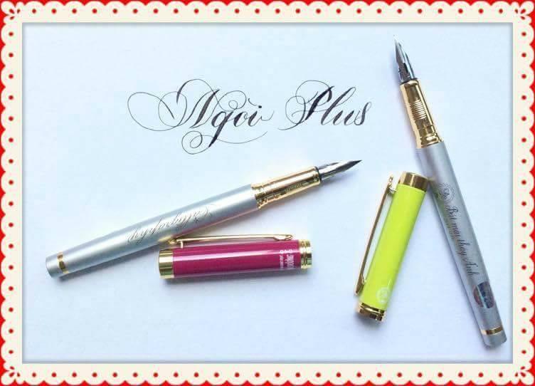 Mua Bút mài thầy Ánh SH040 Plus (tặng hộp chống xước)