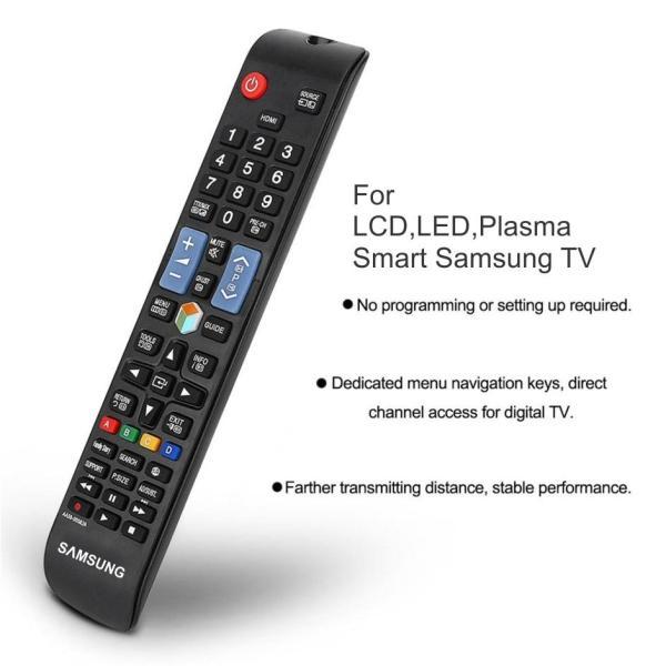 Remote cho LCD,LED,Plasma, Smart SAMSUNG TV(Tiêu chuẩn) chính hãng