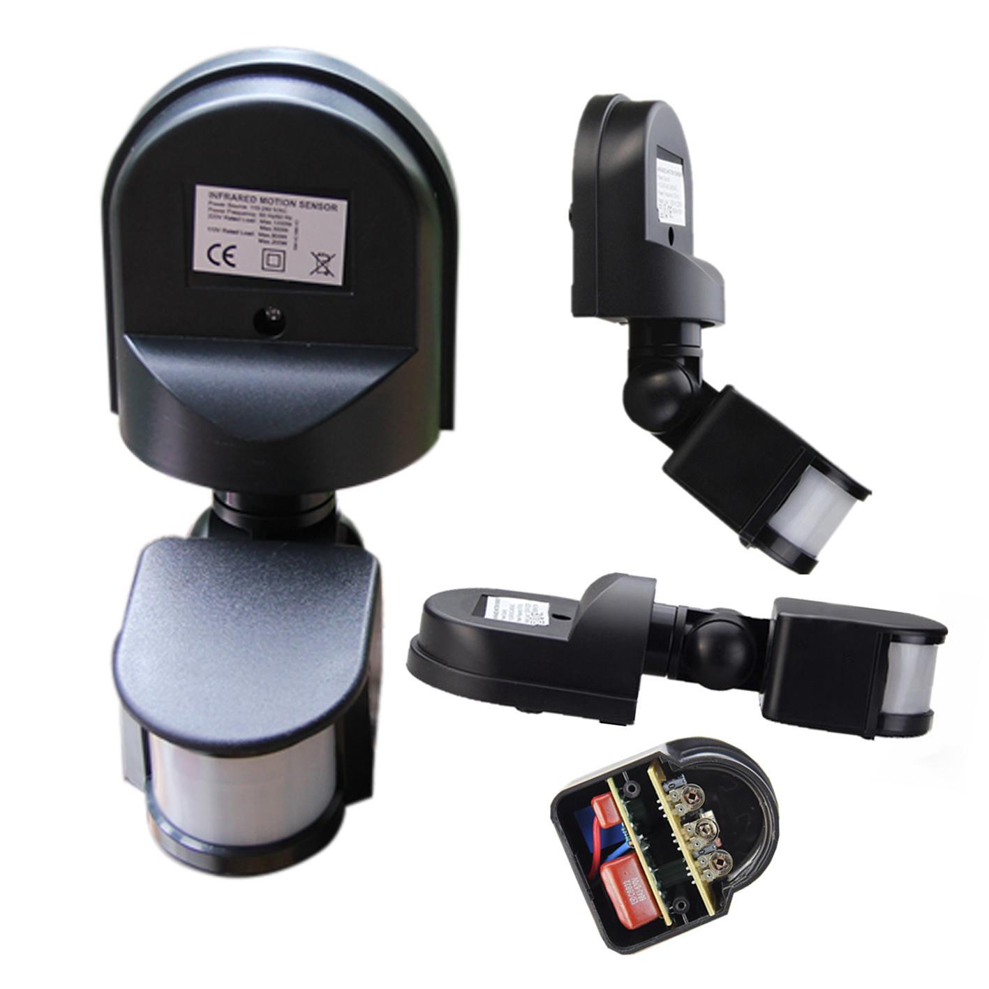 Cảm biến thông minh tắt mở đèn và các thiết bị điện gia dụng trong nhà