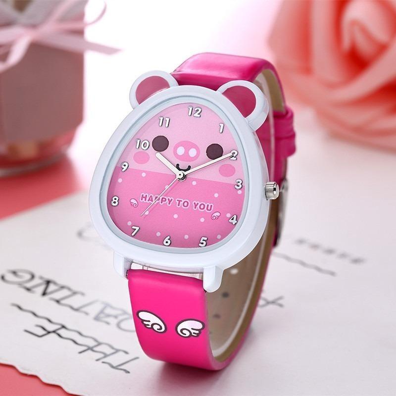 Đồng hồ trẻ em  W07-Do màu đỏ giá tốt bán chạy