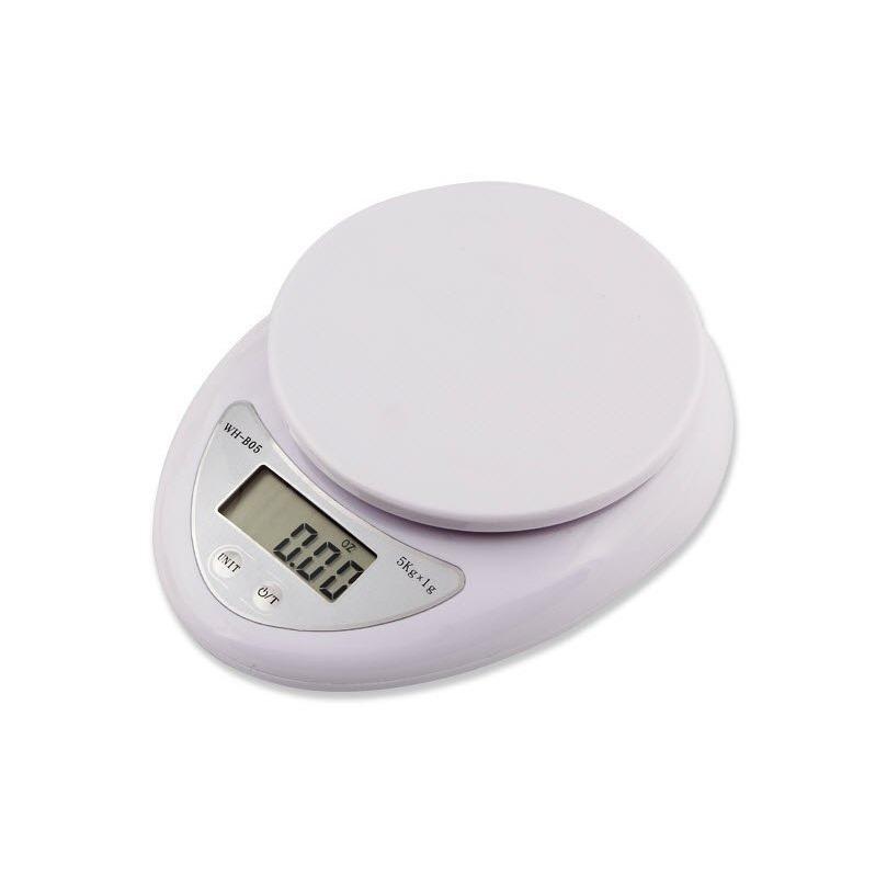 Hình ảnh Cân Điện Tử 5kg Electronic Kitchen Scale