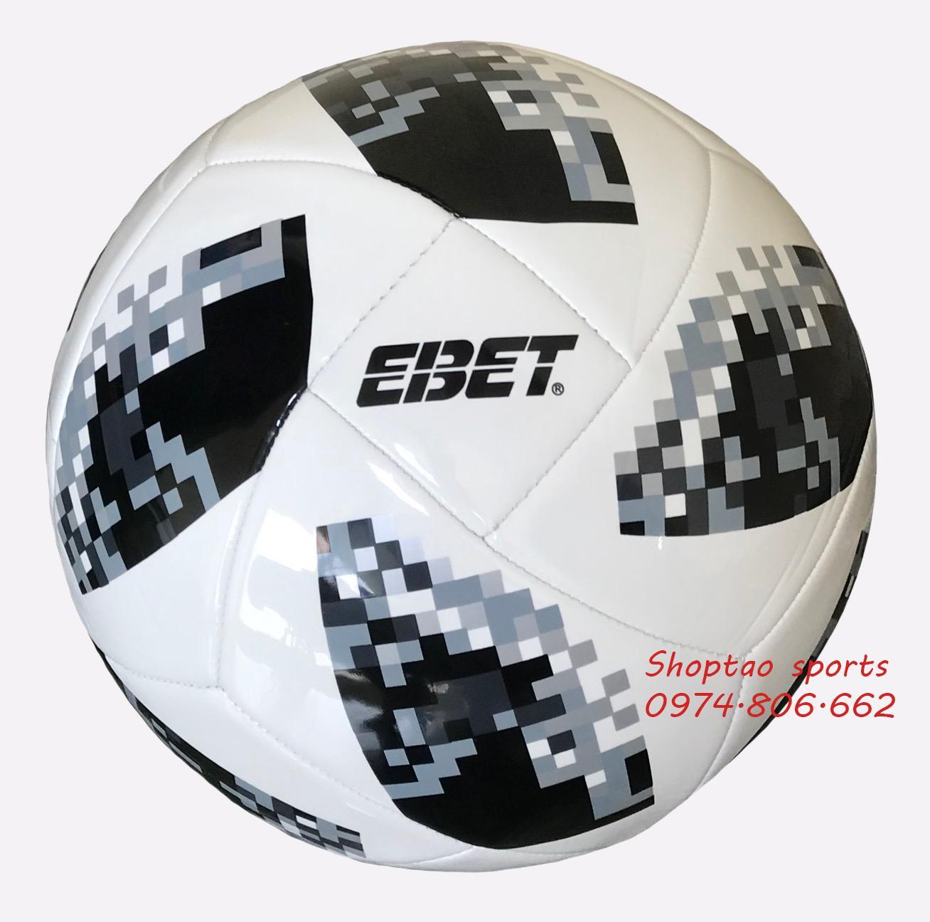 Quả bóng đá Động Lực size 5 World Cup 2018 và Asiad 2018 (Hàng nhập khẩu- Tặng kim bơm bóng) Nhật Bản
