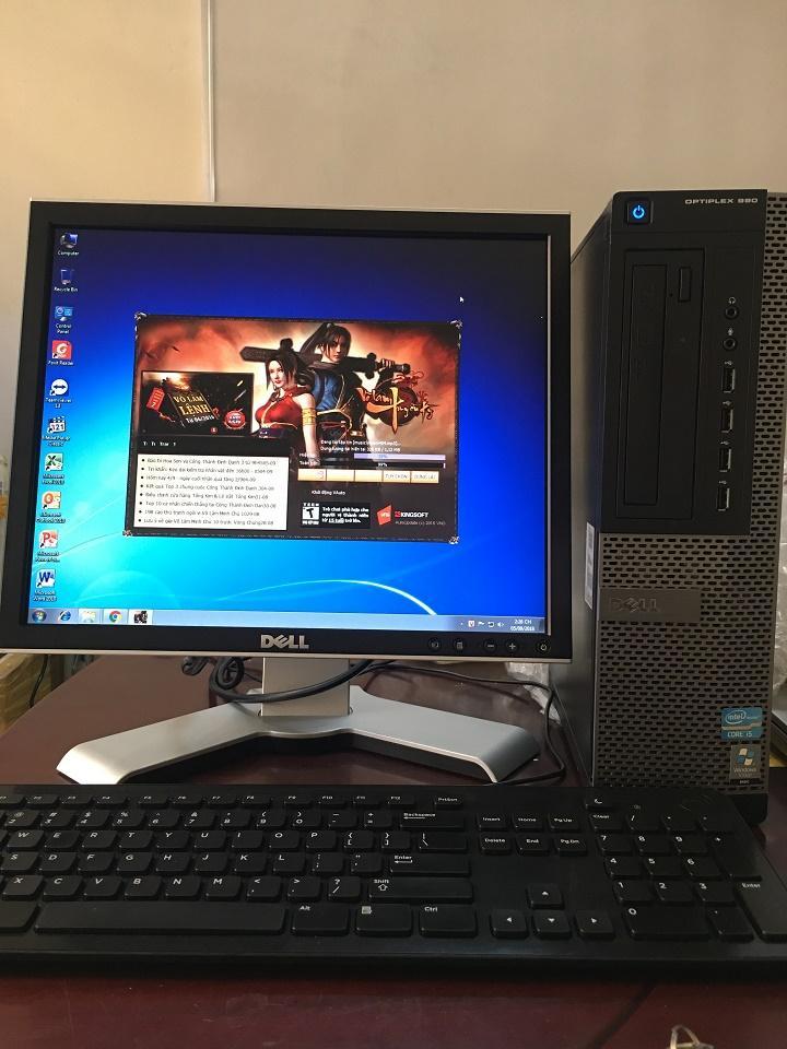 Hình ảnh Máy tính đồng bộ nhập khẩu trọn bộ