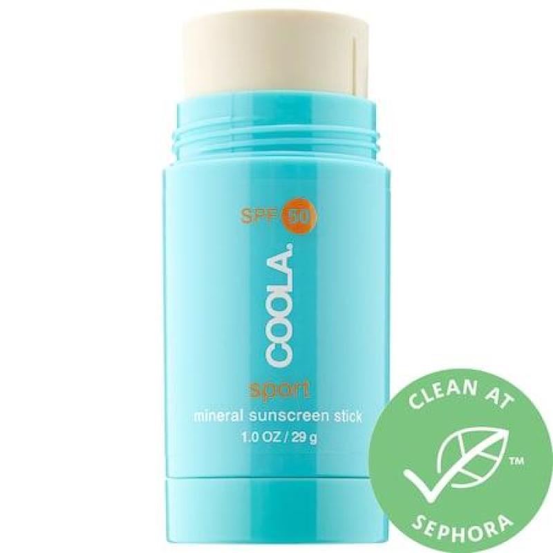 Chống nắng COOLA Mineral Sport Sunscreen Stick SPF 50 nhập khẩu