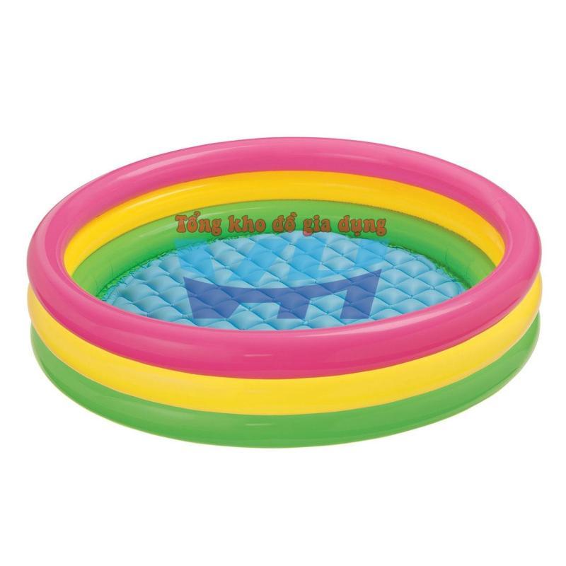 Bể bơi trẻ em 1 đến 5 tuổi Intex 58924 kích thước 86x25 - Việt Hiếu