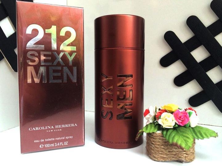NƯỚC HOA 212 SEXXY MEN 100ML