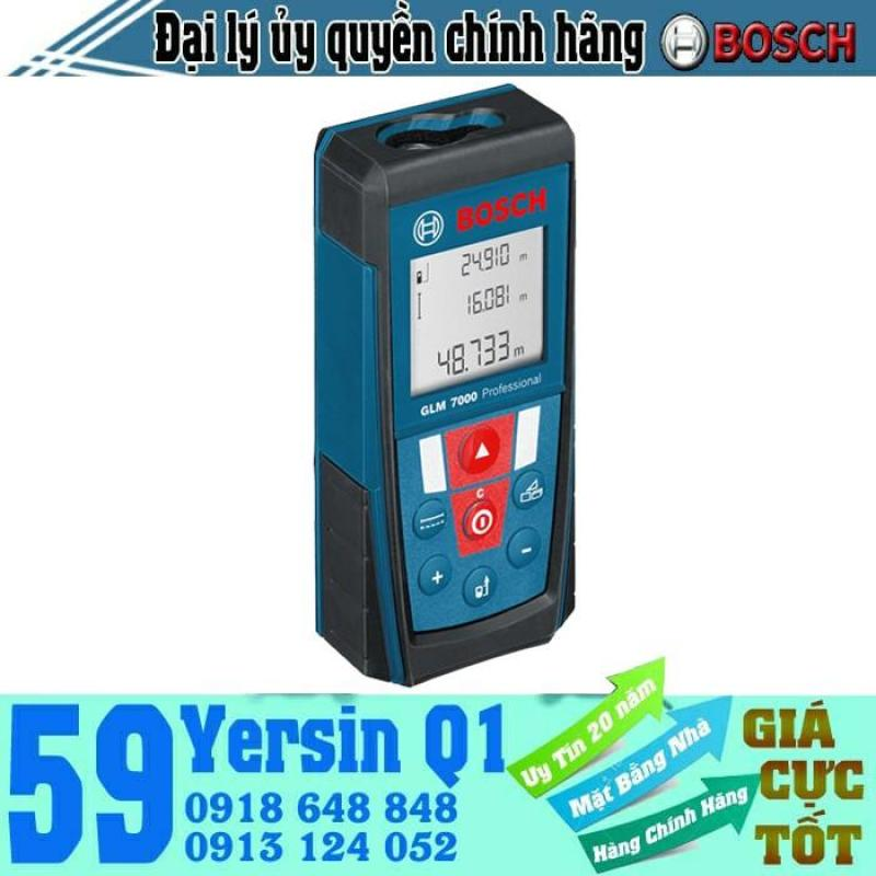 Máy đo khoảng cách Bosch GLM 7000