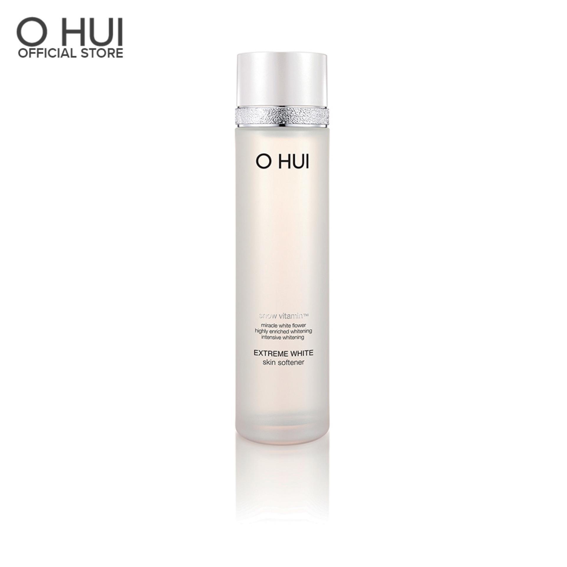 Nước Hoa Hồng OHUI Extreme White Skin Softener 150ml nhập khẩu