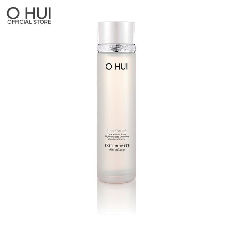 Nước Hoa Hồng OHUI Extreme White Skin Softener 150ml cao cấp