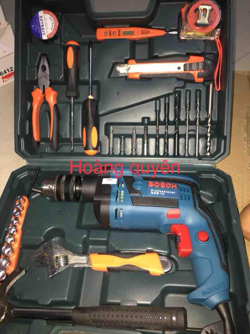 Bộ dụng cụ sửa chữa 12 món