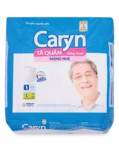 Tã Quần Năng Hoạt Caryn Size L (7 Miếng Túi) thumbnail