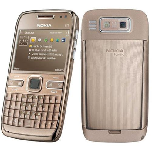 Điện Thoại Nokia E72 Zin Vang Bảo Hanh 12 Thang Mới Nhất