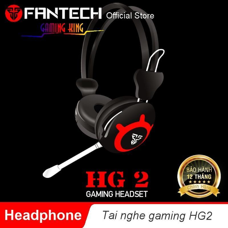 Mua Tai Nghe Chụp Đầu Gaming Co Kem Mic Va Volume Fantech Hg2 Trực Tuyến