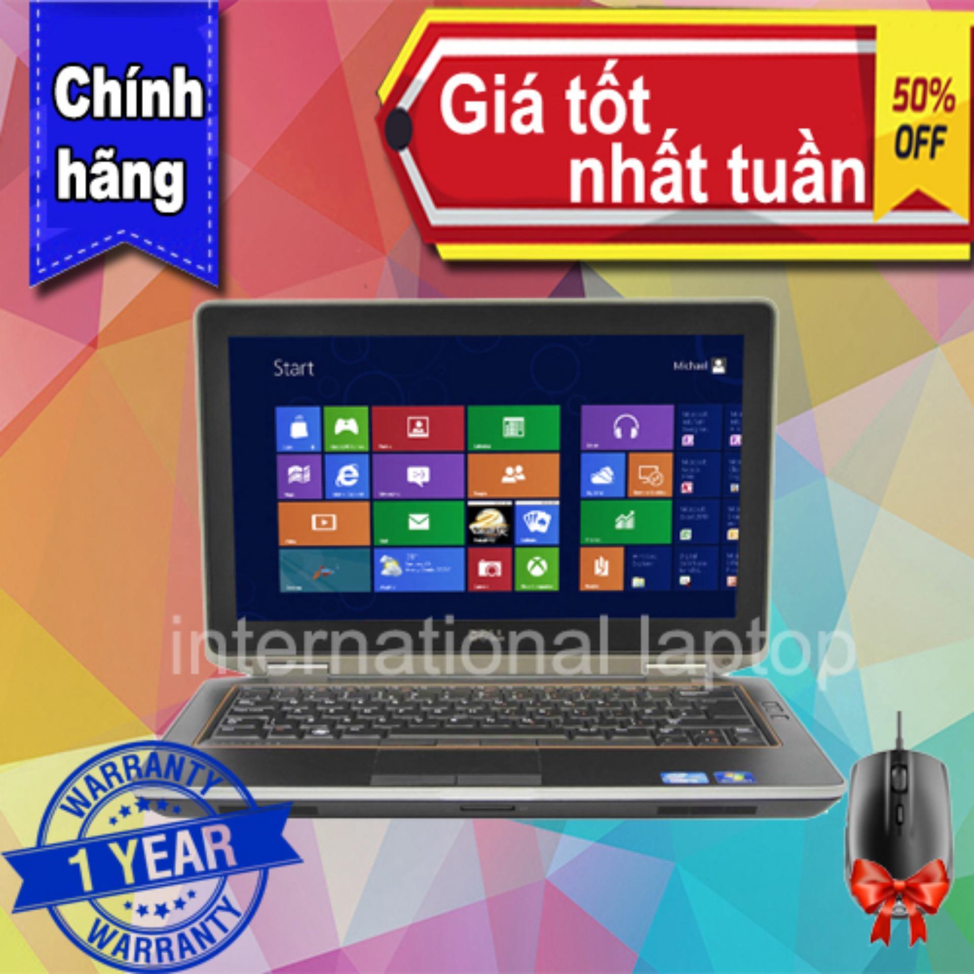 Mua Laptop Dell Latitude E6320 I7 4 250 Hang Nhập Khẩu Trong Vietnam
