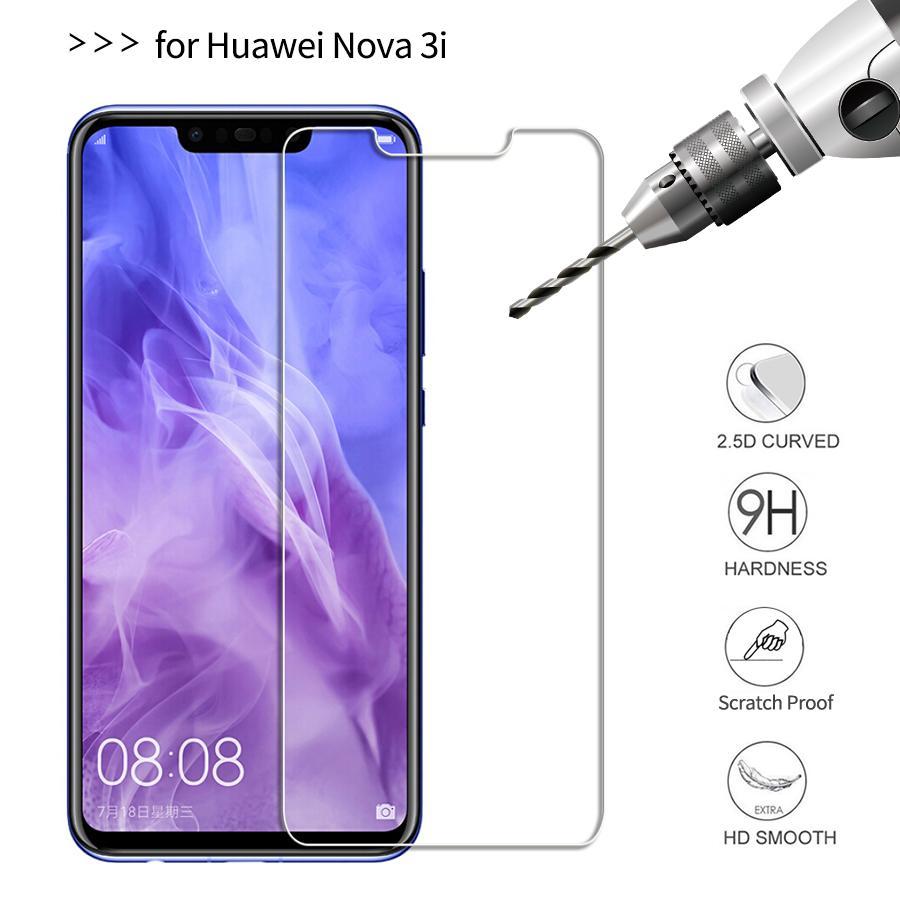 Hình ảnh Bộ 3 miếng dán kính cường lực cho Huawei Nova 3i