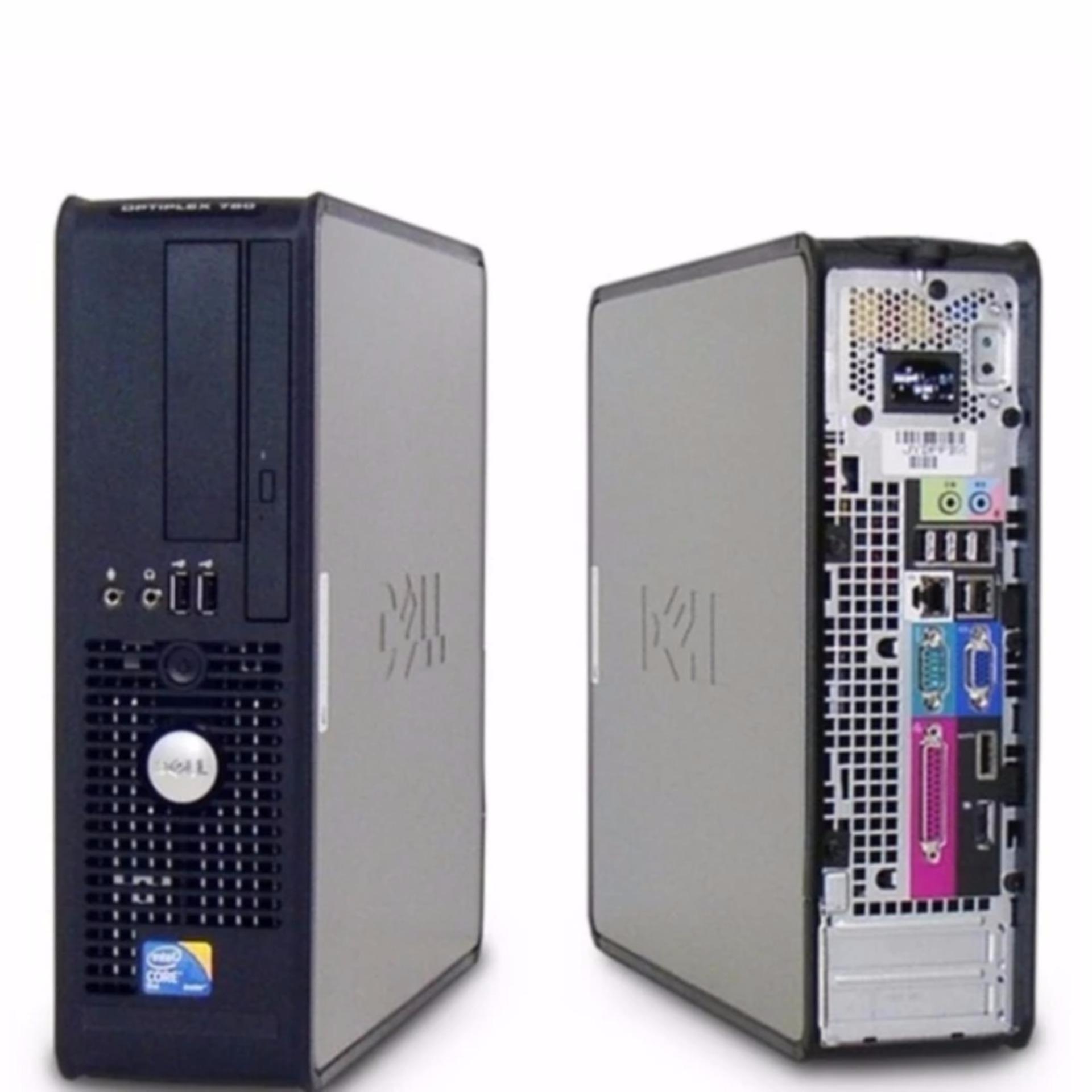 Giá Bán May Tinh Đồng Bộ Dell Optiplex 780 Core 2 Duo Ram 4Gb Hdd 160Gb Hang Nhập Khẩu Có Thương Hiệu