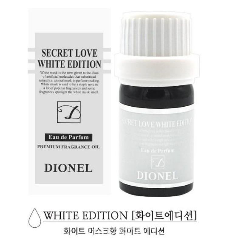 Nước hoa vùng kín Dionel Secret Love White Edition 5ml tốt nhất