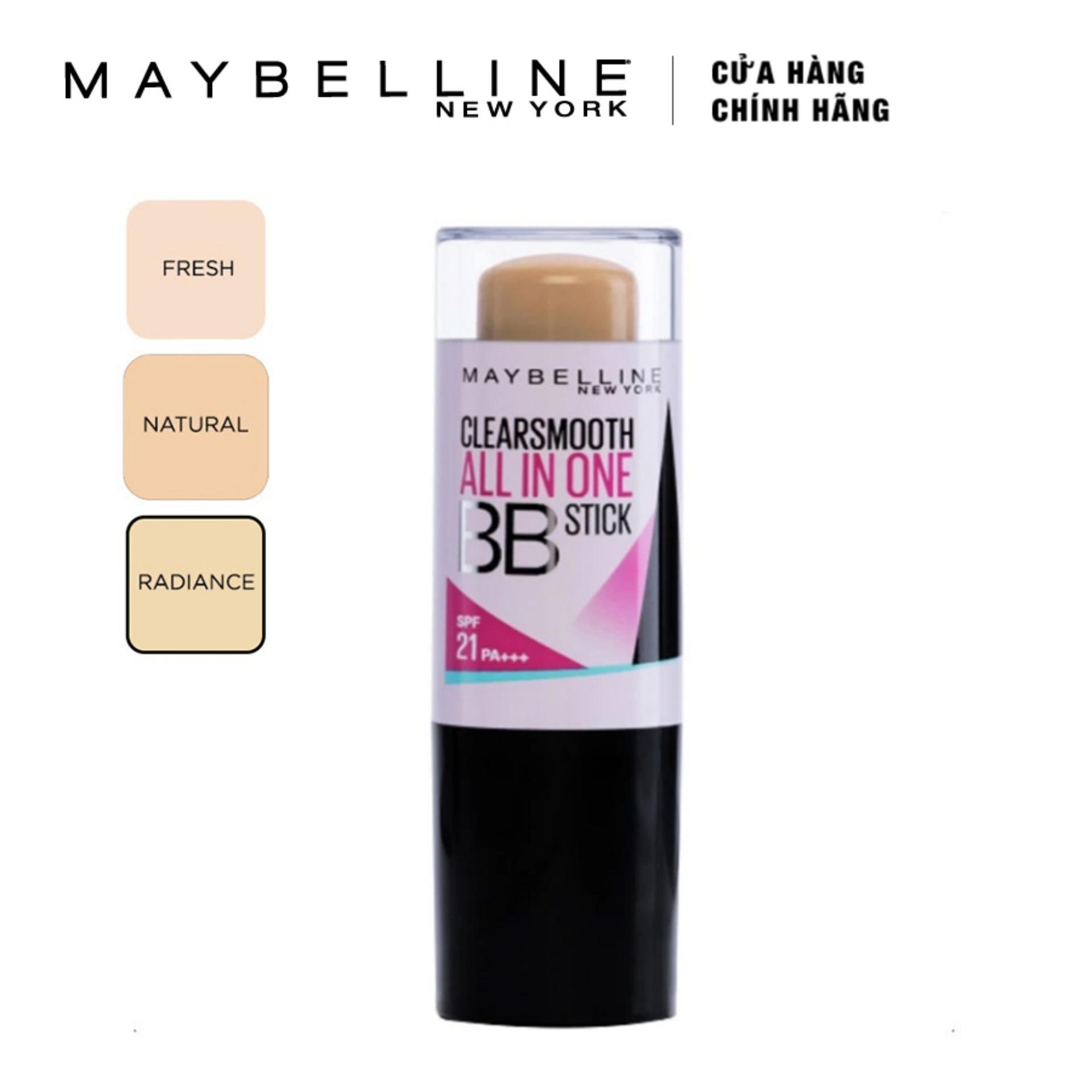 Son dưỡng môi chuyển màu MAYBELLINE Bloom Pink Blossom 1.7g
