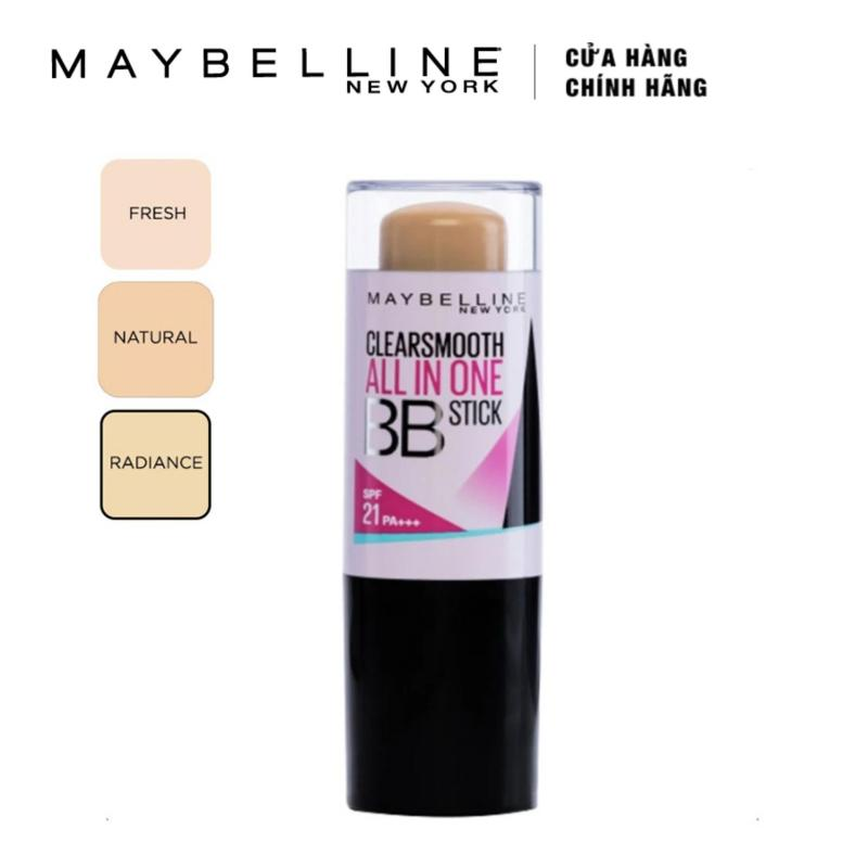 Son dưỡng môi chuyển màu MAYBELLINE Bloom Pink Blossom 1.7g nhập khẩu