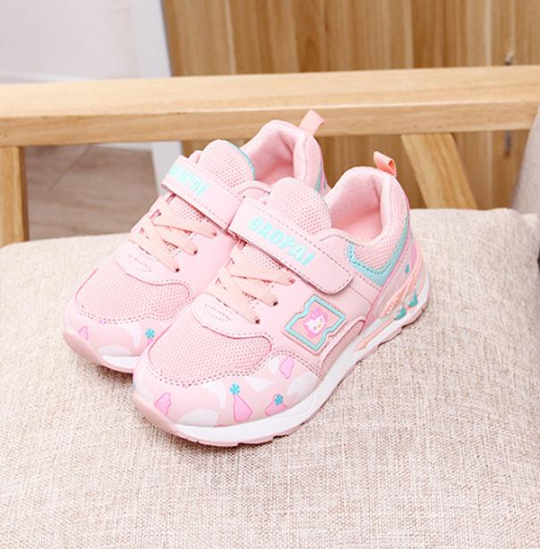 Giầy thể thao trẻ em giầy đáng yêu bền đẹp CF130 -AL