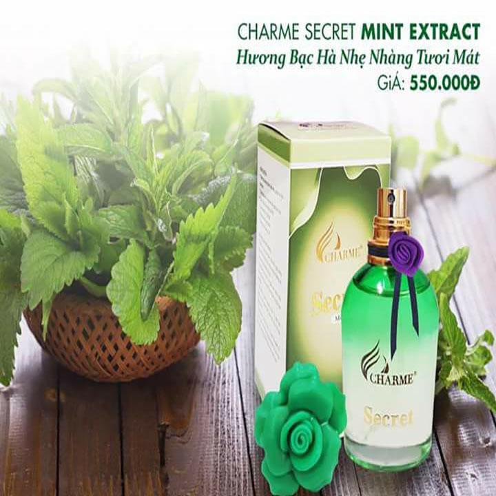 Nước hoa vùng kín Charme Secret Mint Extract