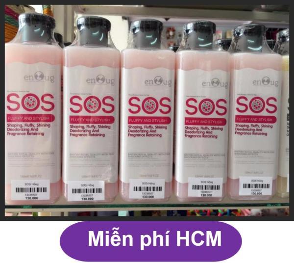 HCM-Sữa Tắm SOS (Hồng)- 530ml - Dưỡng lông cho tất cả các loại chó mèo - dầu gội đầu chó /  sữa tắm mèo / dầu tắm chó mèo /vệ sinh chó - HP2111013