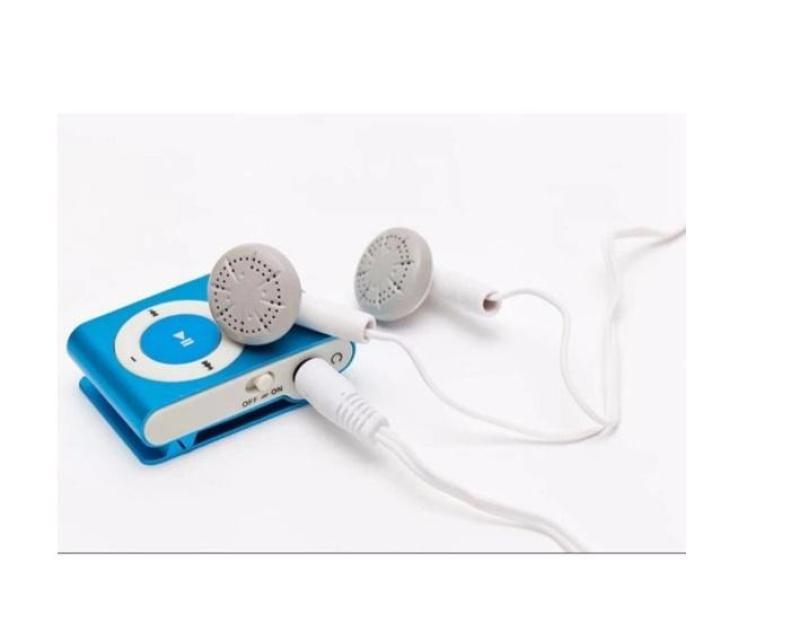 Máy Nghe Nhạc MP3 Tiện Dụng Thời Trang Có Kèm Tai Nghe