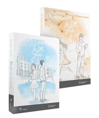 Mua Thầm Yêu (2 Tập) - sách tiểu thuyết