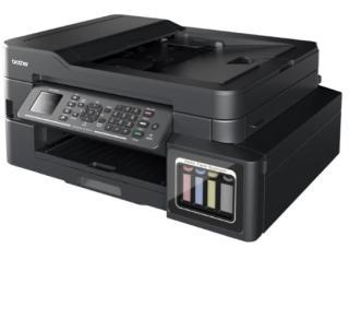 Máy in Brother MFC-T810W In phun màu mực liên tục - Copy Scan Fax - LAN - Wireless thumbnail