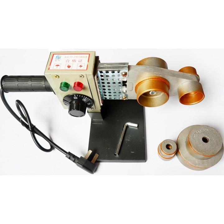 Máy hàn ống nhựa ppr, máy hàn nhiệt PPR phi 20-63mm