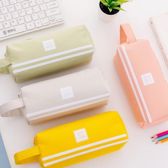 Hộp Bút Hàn Cỡ đại By Akiko Shop.