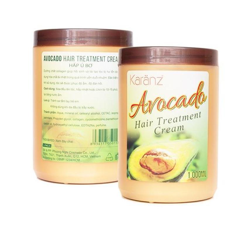 Hấp bơ hủ cao Karanz 1000ml nhập khẩu