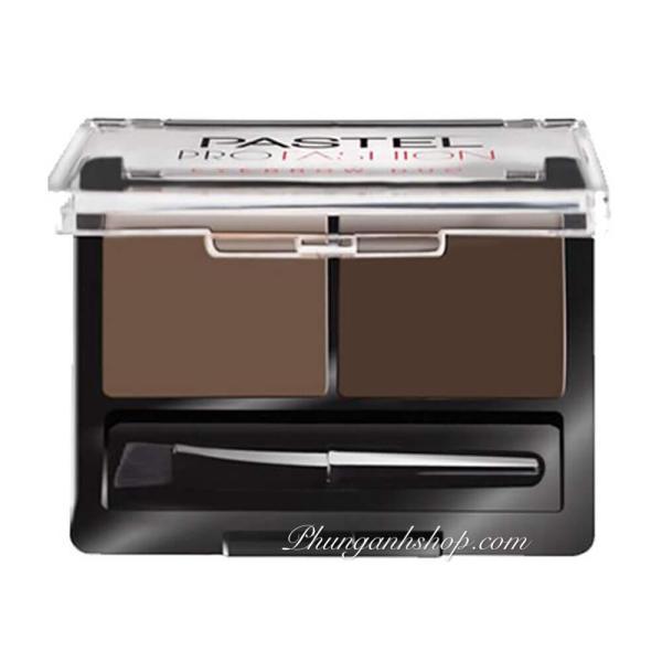 Bột kẻ mày Pastel #03 Nâu đen tốt nhất