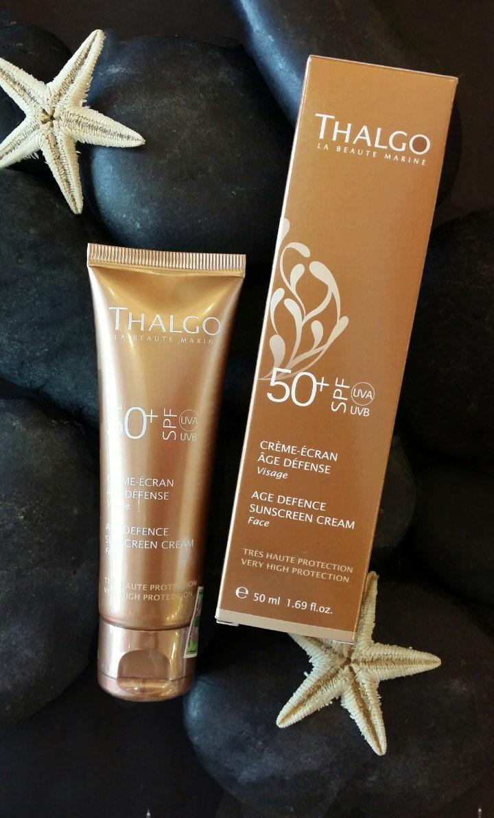 Kem Chống Nắng Thalgo Crème Solaire Age Defense Spf 50+