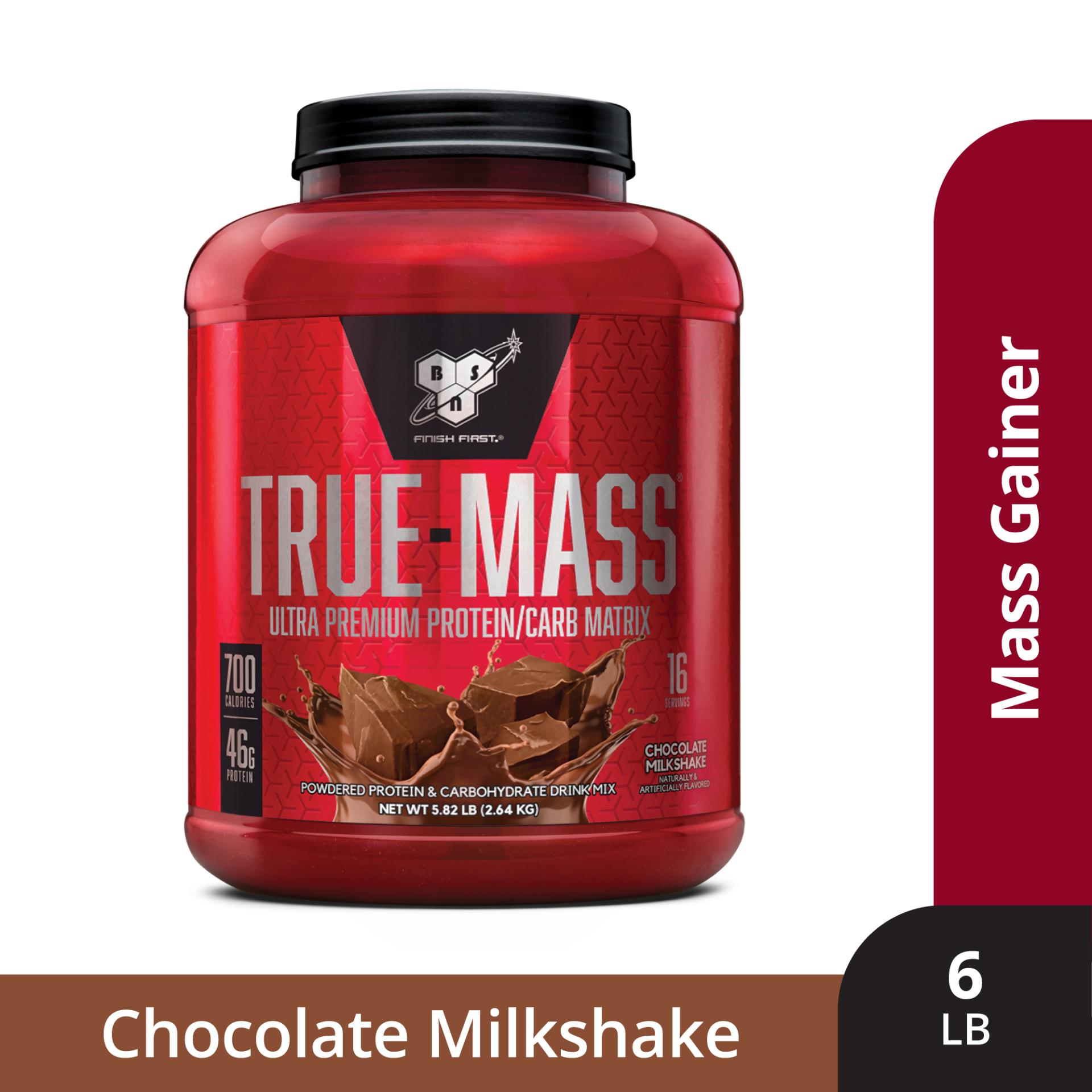 Thực phẩm bổ sungTrue Mass Chocolate Milkshake582 lbs nhập khẩu