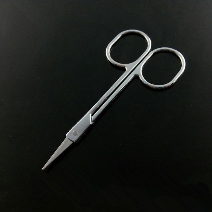 Combo 2 Kéo cắt tỉa lông mũi nhỏ gọn loại tốt