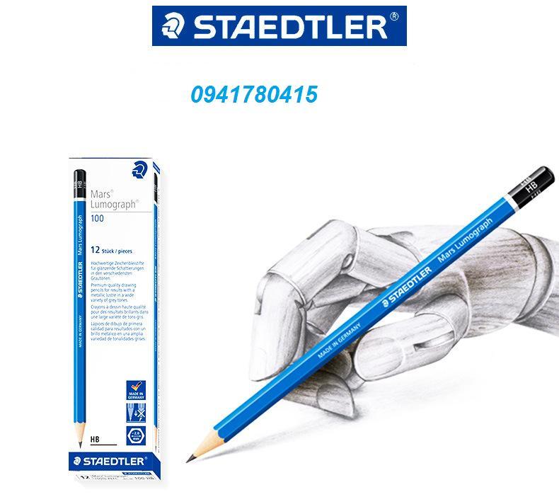 Mua Bộ bút chì Staedtler HB - 8B