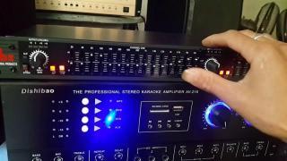 Equalizer DBX 215-Bộ xử lý tần số chuyên nghiệp giá rẻ loại 1 thumbnail