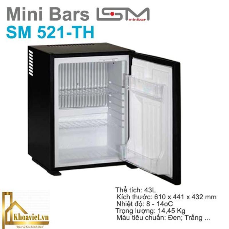 Minibar - Tủ Mát ISM ( SM 521TH)