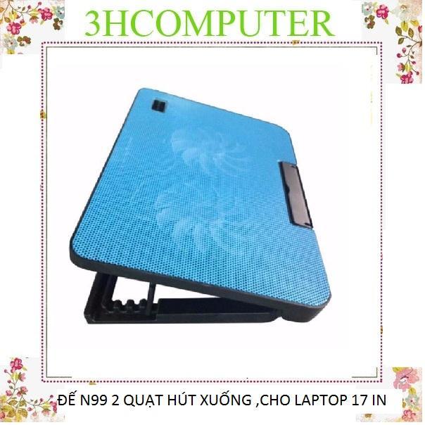 Hình ảnh Đế tản nhiệt Laptop N99 - đế nâng lên -cho laptop 17 in
